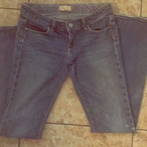 Paige jeans !! size 29/32inseam.